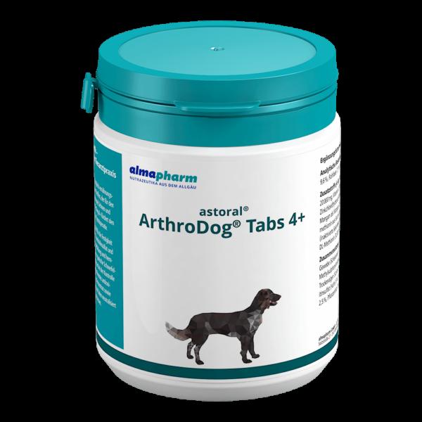 almapharm hund bewegungsorgane astoral arthrodog tabs 4plus 150 tabletten dose nutrazeutika