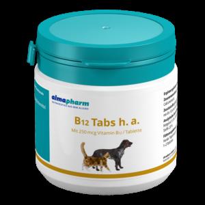 almapharm hund katze vitamine mineralstoffe astoral astorin b12 tabs ha 400 tabletten dose nutrazeutika