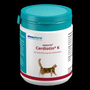 almapharm katze herz astorin cardiotin k 100g pulver dose nutrazeutika